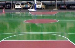 碧桂园篮球场