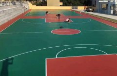 贵州大学篮球场